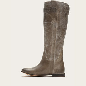 Women's Frye Paige Tall Riding Boot - Grey