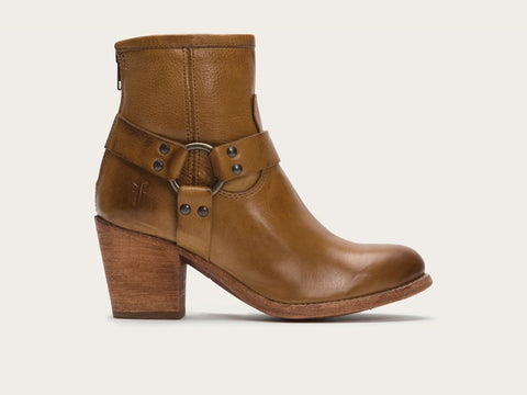 Tabitha Harness Boot - Camel