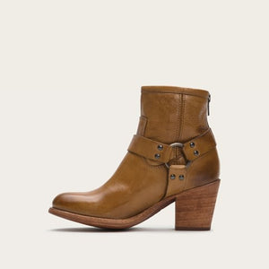 Women's Frye Tabitha Harness Boot - Camel