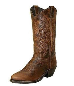 Abilene Hand Tooled Boot - 9141