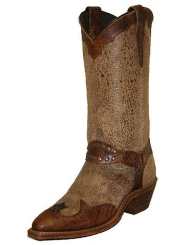 Abilene TwoToned Western Ladies Boot - 9211