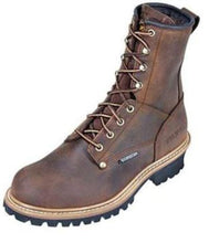 "Carolina Steel Toe 8"" Waterproof Logger Boots - CA9821"