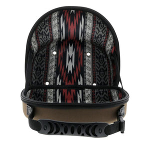 CAP CARRIER - BROWN/AZTEC