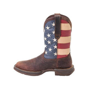 Rebel by Durango Patriotic Pull-On Boot