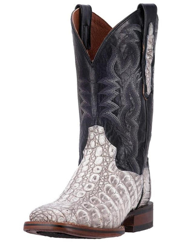 Women's Dan Post Gray Everglades Caiman - DP3918