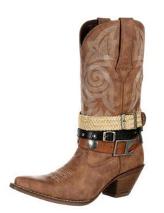 Women's Crush by Durango Accessory Boot - DRD0122
