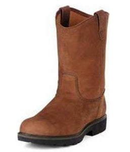 Georgia Men's Wellington Steel Toe Workboot - G4673