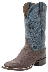 Lucchese Heritage Men's Full Quill Ostrich - H2000