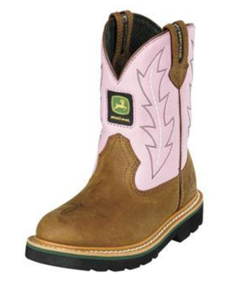 John Deere Pink Johnny Popper - JD2185