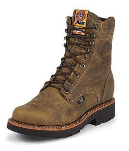 Justin Rugged Tan Gaucho - 440