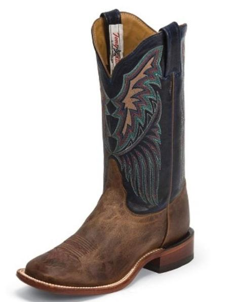 Tony Lama Ladies Tan Saigets San Saba - K4579L