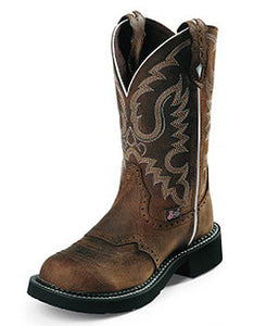 Justin Ladies Gypsy Aged Bark - L9909