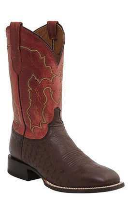 Lucchese Men's Smooth Ostrich - M1805