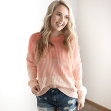 James Ombre Sweater