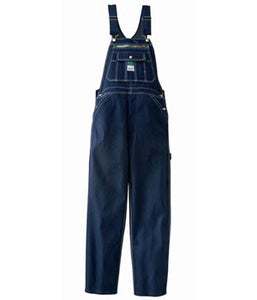 Liberty Overalls Denim Bib Rigid Indigo