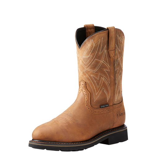 Ariat Men's Everett Waterproof Steel Toe Work Boots - 10022792