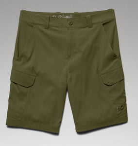 Under Armour Men's Fish Hunter Cargo Shorts