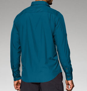 Under Armour Iso-Chills Flats Guide Long Sleeve Shirt