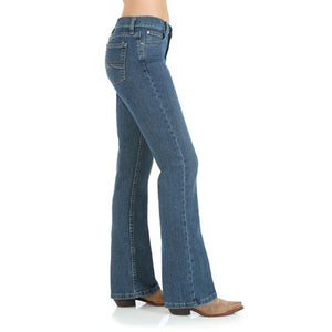 Women's Wrangler® Misses Classic Fit Bootcut Jean