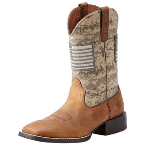 Ariat: Men's Sport Patriot Sage