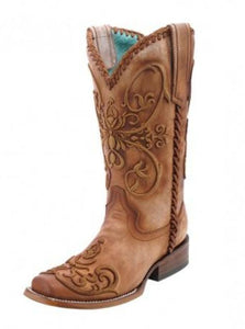 Corral Women's Whip Stitch Boots - C2980
