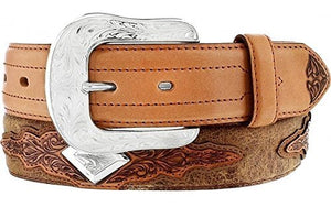 Tony Lama Silver Road - Belt