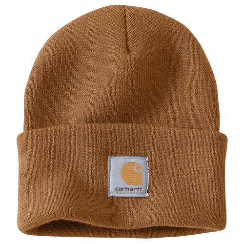 Carhartt Acrylic Watch Hat - Carhartt Brown