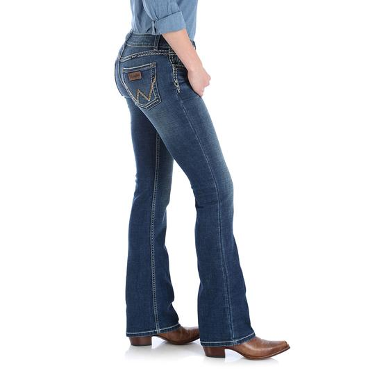 Wrangler Retro Women's Sadie Boot Cut Jeans