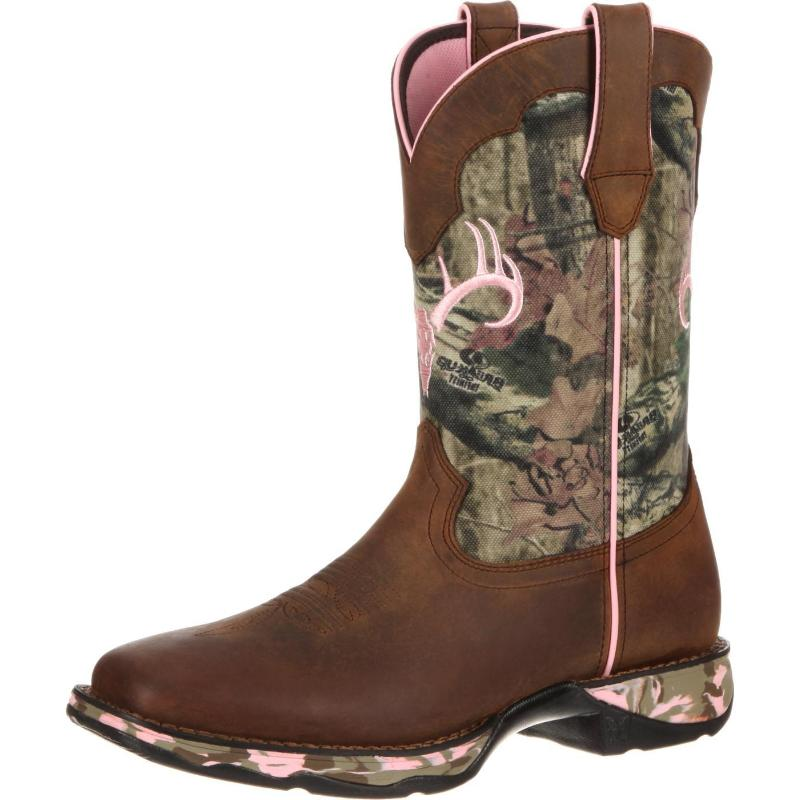 Lady Rebel by Durango Women's Camo Boot - DRD0051