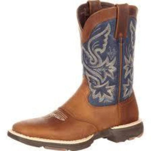 Durango Women's Ultra-Lite Western Saddle Boot - DRD0183