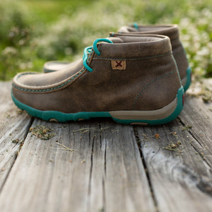 Women's Twisted X Chukka Driving Moc