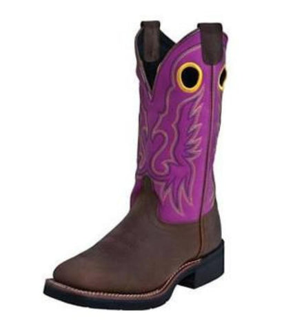 John Deere Women's Square Toe - JD3764
