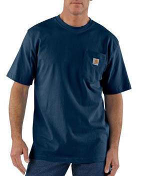 Carhartt Short-Sleeve Workwear Pocket T-Shirt - K87