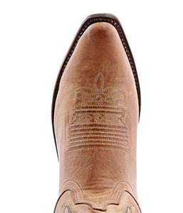 Women's Old West Tan Cowgirl - LF1529