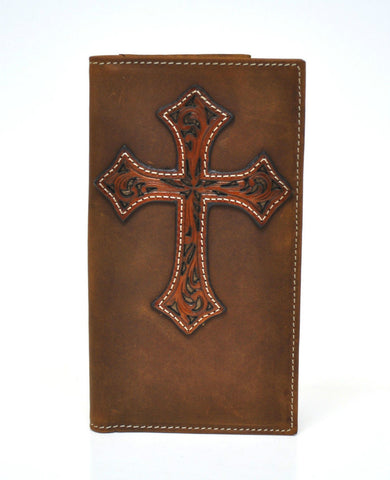 Nocona Rodeo Genuine Leather Wallet