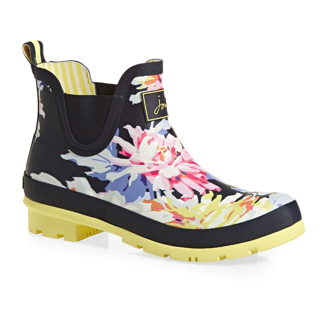 Joules Floral Wellibobs