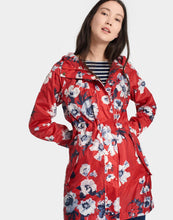 Joules Golightly Red Waterproof Jacket
