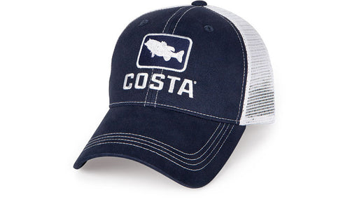 Costa Bass Trucker - Navy