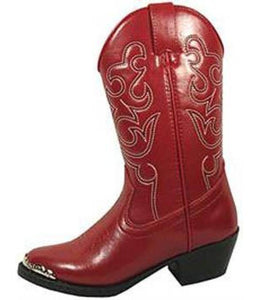 Smoky Mountain Red Mesquite Western Boot - 1033C
