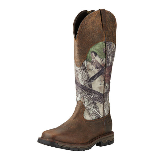Ariat Conquest Snakeboot Waterproof Hunting Boot 10018700