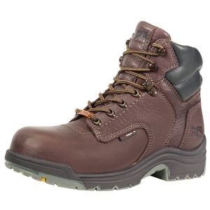 "Timberland Pro Men's Titan 6"" Alloy Toe Work Boots - 26078"