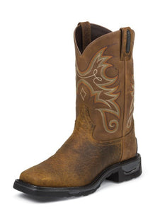 Tony Lama Men's Sierra Badlands TLX Waterproof Boots - TW4005