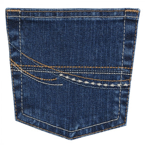 As Real as Wrangler Misses Classic Fit Bootcut Jean - WCW84