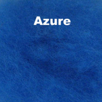Harrisville Wool Fleece Azure