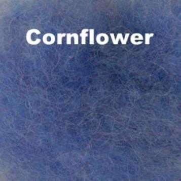 Harrisville Wool Fleece Cornflower