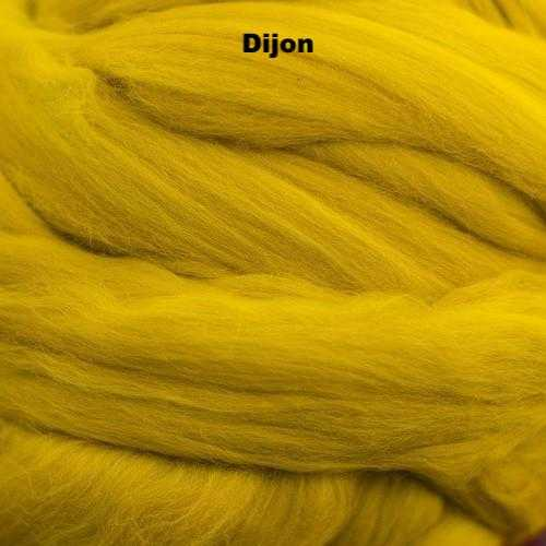 Ashland Bay Solid-colored Merino Wool - The Yellows