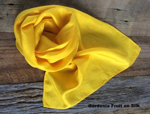 Natural Dyes - Gardenia Fruit