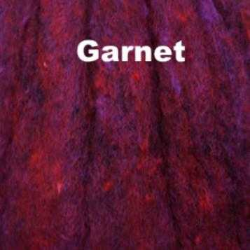 Harrisville Wool Fleece Garnet