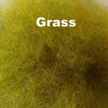Harrisville Wool Fleece Grass