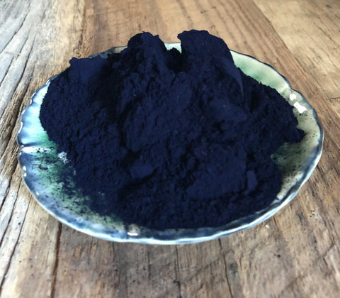 Natural Dyes - Indigo - Indigofera Suffruticosa